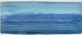 Nocturen-Oude Maas-aq-1, aquarel op papier / prijs op vraag