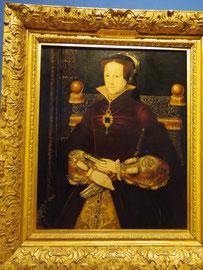マリー一世、女王所有。バッキンガム宮殿のクイーンズギャラリーで。