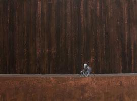 Im Wald - Öl auf Leinwand - 110 x 150 cm - 2013