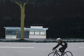 Schmitzebud - Öl auf Leinwand - 60 x 90 cm - 2015