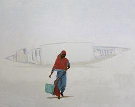 Hoffnung - Öl auf Leinwand - 150 x 190 cm - 2015