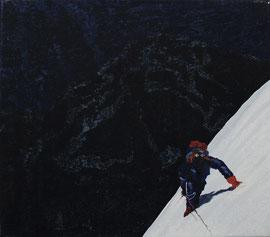 o.T. - Öl auf Leinwand - 35 x 40 cm - 2013