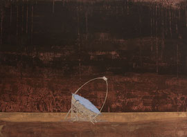 Magic - Öl auf Leinwand - 110 x 150 cm - 2013