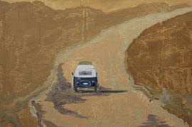 o.T. - Öl auf Leinwand - 60 x 90 cm - 2016