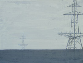 o.T. - Öl auf Leinwand - 60 x 80 cm - 2012