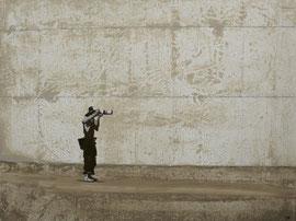 Fokus - Öl auf Leinwand - 60 x 80 cm - 2011