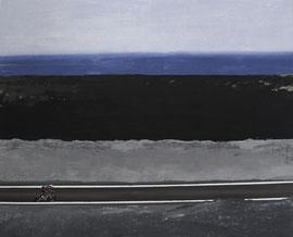 Ironman II - Öl auf Leinwand - 130 x 160 cm - 2010