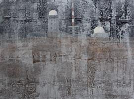 Brocken II - Öl auf Leinwand - 110 x 150 cm - 2013