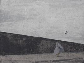 Taube - Öl auf Leinwand - 60 x 80 cm - 2011