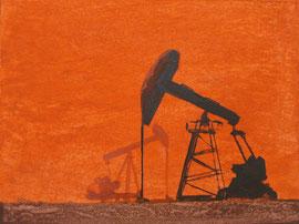 o.T. - Öl auf Leinwand - 30 x 40 cm - 2012