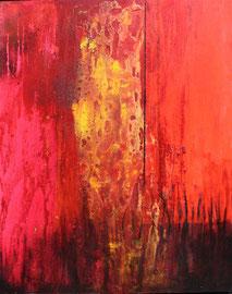 Fabien Bruttin, 2008-2009, 40x50 cm, technique mixte sur bois