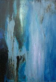 Fabien Bruttin, Untitled, 2011, 70x100 cm (27.5x39.4 in), technique mixte sur MDF