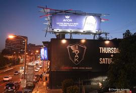 1 OAK Nightclub on Sunset Blvd. for REZA Investment Group.
