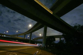 "From the series of photographs ""Interchange"" by Kimberly F. Davis"