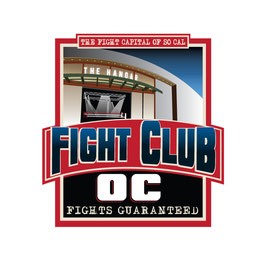Logo Design for Fight Club OC / Roy Englebrecht Promotions