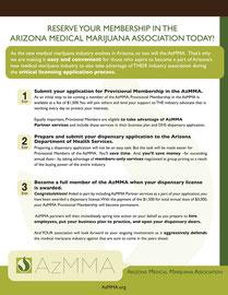 Flyer Design for AZMMA