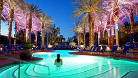 Grand Hyatt Indian Wells pool.
