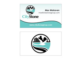 Business Card Design for Citystone