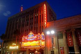 El Capitan Theater in Hollywood.