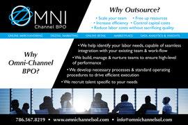 Flyer Design for Omni Channel