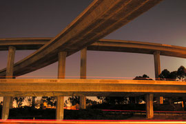 """From the series of photographs """"Interchange"""" by Kimberly F. Davis"""