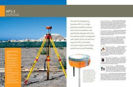 Brochure design for Altus - Inside Spread