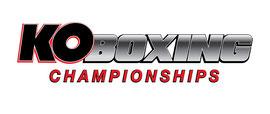Logo Design for KO Boxing Championships / Roy Englebrecht Promotions