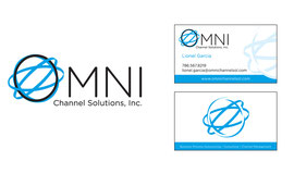 Logo & Business Card Design for Omni Channel Solutions, Inc.