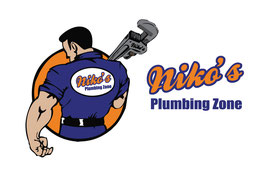 Logo Design for Niko's Plumbing