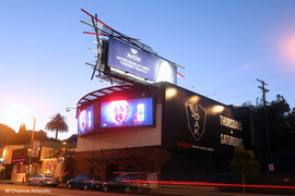 1 OAK Nightclub on Sunset Blvd. for REZA Investment Group.