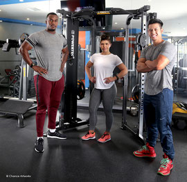 Photography for Powertec Fitness Catalog.