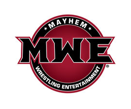 Logo Design for Mayhem Wrestling Entertainment