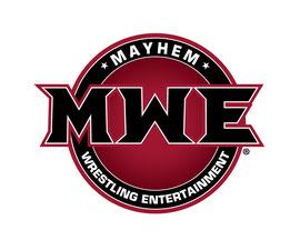 Logo Design for Mayhem Wrestling Entertainment