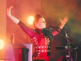 IAMEVE live music video performance.