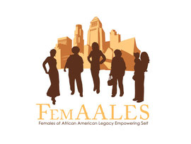 Logo Design for FemAALES program / JWCH Institute