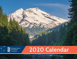 Calendar Design for Prostate Cancer Foundation