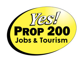 Campaign Logo Design for Yes! Prop 200