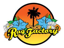 Logo Design for The Rag Factory