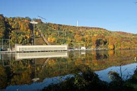 Das Köppchenwerk, ein Wasserkraftwerk