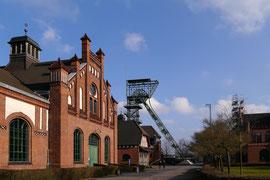 Zeche Zollern - Werkstattgebäude