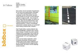 """Projekt """"Bildbox"""" - Porzellanwürfel für einen anderen Blick auf die Welt"""