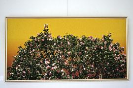 椿2 Camellia  600 x 1156 mm                   ©Masanori Omae