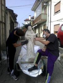 Restauro eseguito con la supervisione di Fiorella Soffini