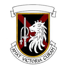 Wappen für Bundeswehreinheit; Neustiftung