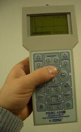 Рефлектометр РЕЙС-105М с герметичной клавиатурой