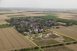 Luftbild Blickrichtung Wissersheim