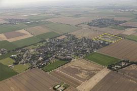 Luftbild Blickrichtung Nörvenich-Rath