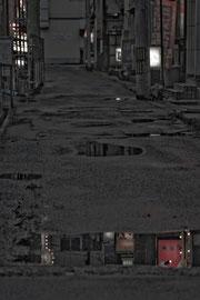 水たまりの下の街 dpc1 2008年12月号入選作品
