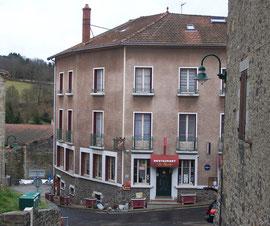 L'hôtel restaurant Lafayette