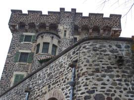 Un rempart du château